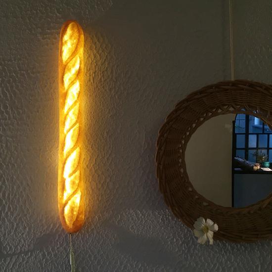 法式长棍面包灯