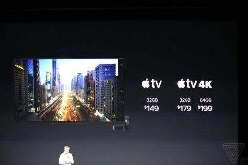 苹果发布Apple 寇静照片TV 4K版:新增HDR10标准
