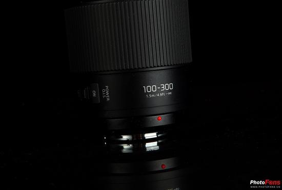 松下 LUMIX G VARIO 100-300mm F4.0-5.6 II POWER O.I.S.