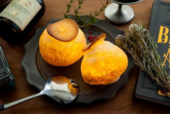 蘑菇面包灯