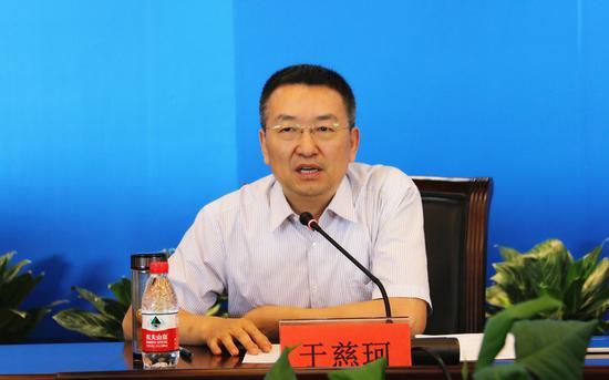 国家新闻出版广电总局(国家版权局)版权管理司司长于慈珂出席会议。