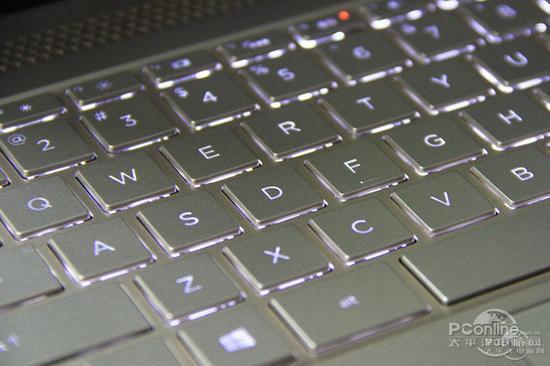 背光键盘设计
