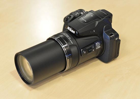 尼康CoolPix 900后继产品可能达到125倍光学变焦