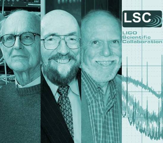LIGO三剑客荣获诺贝尔物理学奖, 中国学者共享荣光