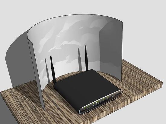 一张纸让WiFi速度提升10倍