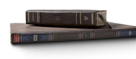 """系上拉链就是一本""""书"""""""
