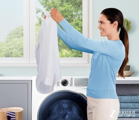 洗烘一体机的诞生算是一种本土化的改良