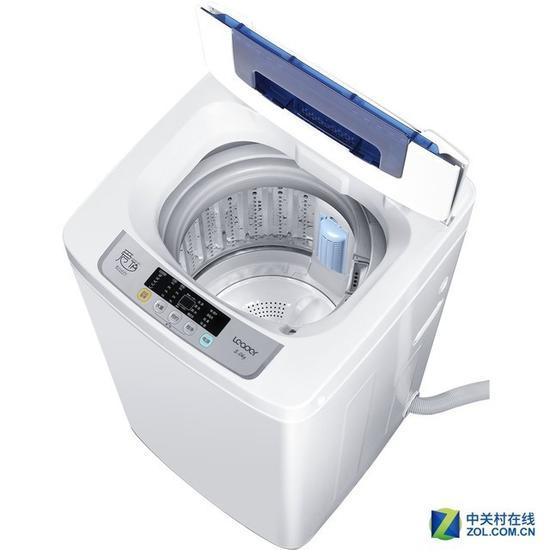 波轮洗衣机出现较早但目前史上占有率在逐渐下滑