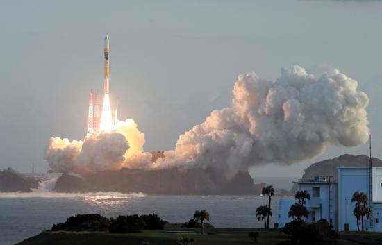 """日本成功发射""""引路""""4号卫星 自有卫星导航初步建成"""