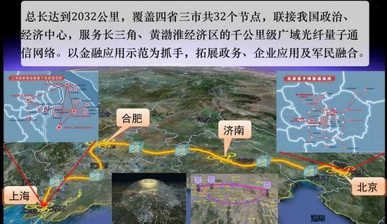 中国量子通信技术在10到15年将持续保持领先
