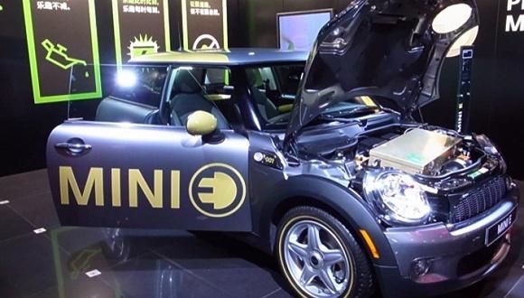 传宝马和长城汽车将在中国合作生产MINI电动车