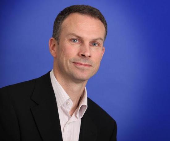 谷歌大中华区总裁石博盟(Scott Beaumont)