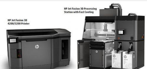 惠普宣布明年将推出可打印金属产品的3D打印机