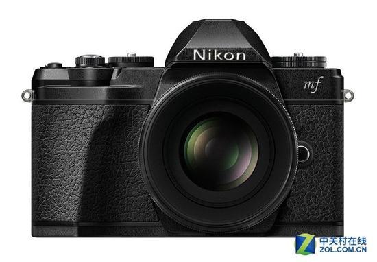 尼康在研发的全画幅无反或采用D850的传感器(图为尼康无反设想图)