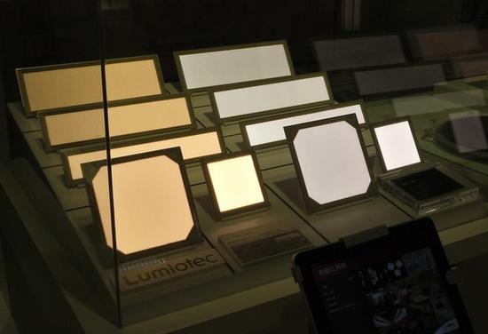 OLED屏原型机