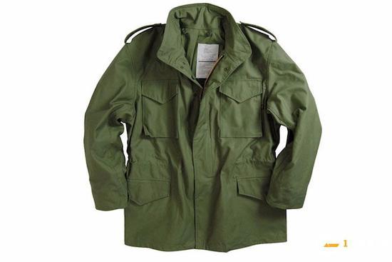 Entry Level –AlphaIndustries M-65 Field Coat