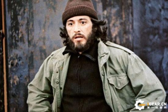 """Al Pacino in """"Serpico"""" (1973)"""
