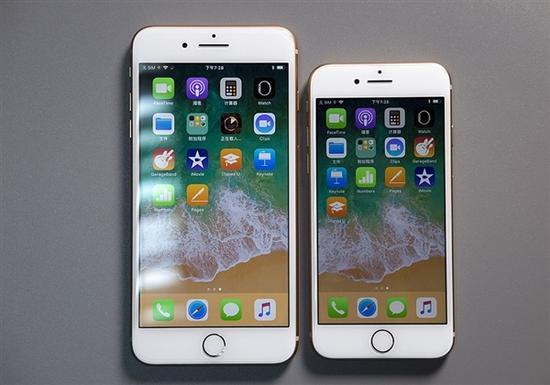 iPhone 8订单砍掉50% 苹果股价下跌超过2.5%