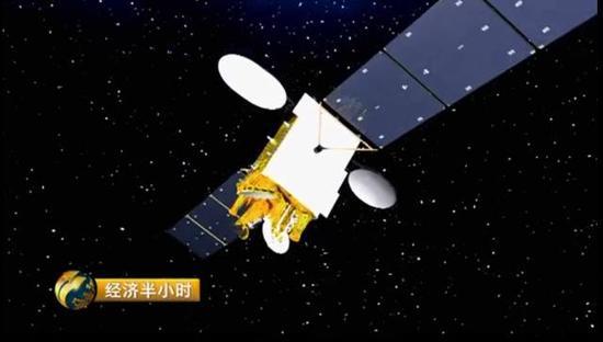 中国发射一枚超级卫星 以后哪里都可以高速上网