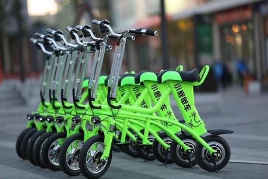 共享电单车小鹿单车将暂停运营 用户可申请退押金
