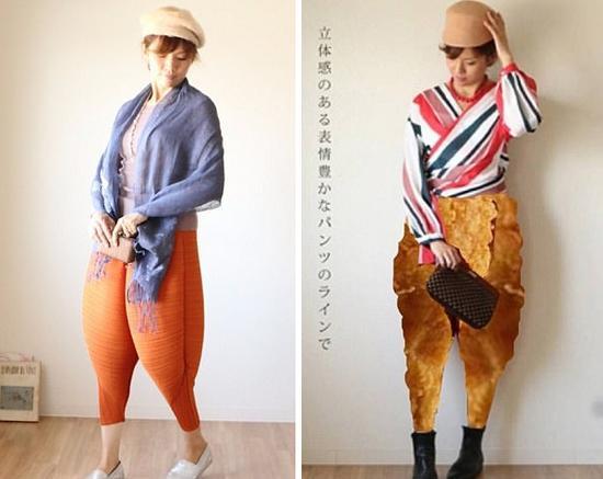 从外形上来看,这款裤子的外形真的就和炸鸡腿的形状一样,如同两个刚刚出炉的炸鸡腿一样,无论颜色还是曲线,真的是太逼真了!