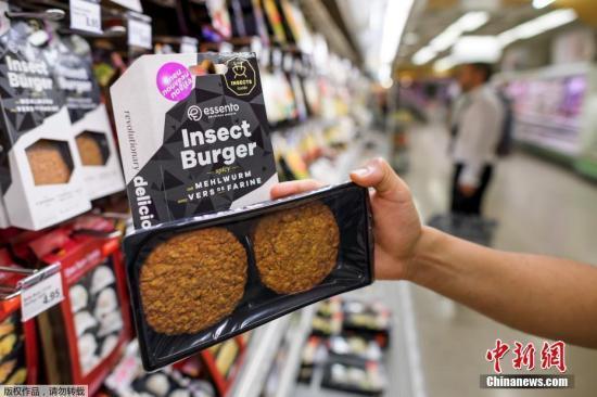 未来澳或进入昆虫食物时代:辛辣蒜味臭虫、咖喱蟋蟀