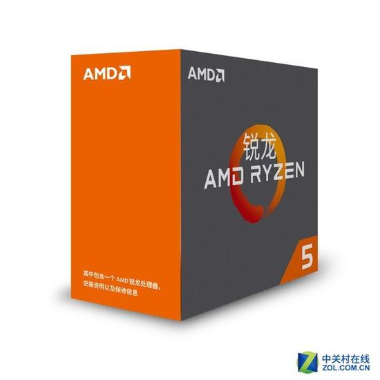 锐龙AMDRyzen51600X