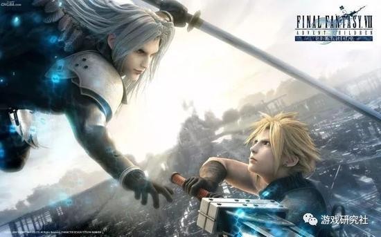 《最终幻想7:圣子降临》CG动画电影