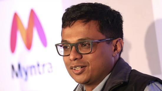 Flipkart创始人SachinBansal