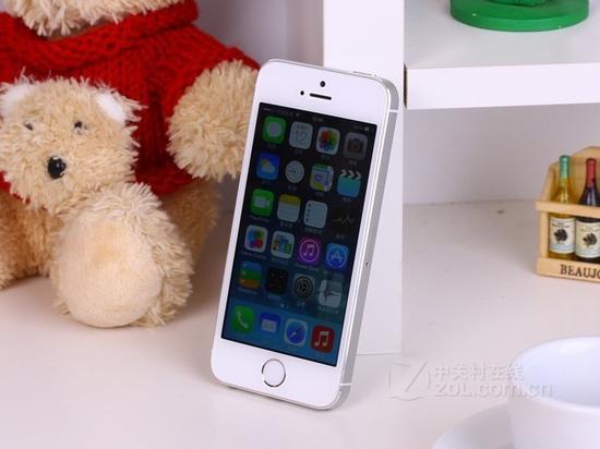 iPhone5s引领指纹解锁普及