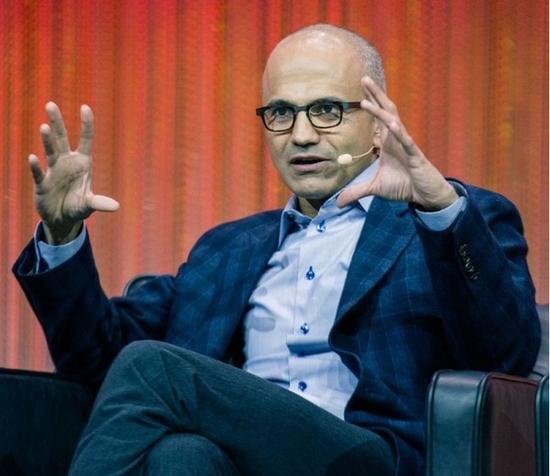 苹果是奢侈品制造商?微软CEO:我们和它不同!