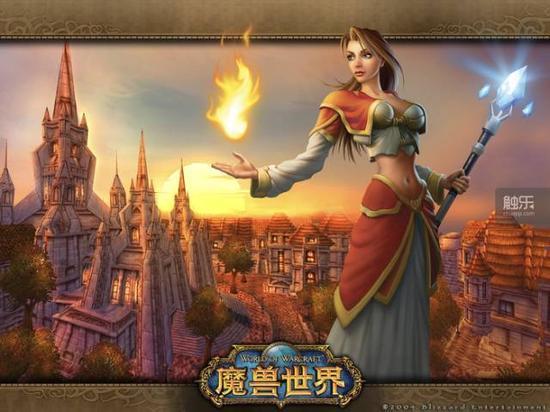 《魔兽世界》的出现对中韩游戏市场走向带来了极大影响