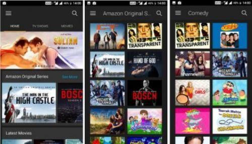 亚马逊PrimeVideo视频服务