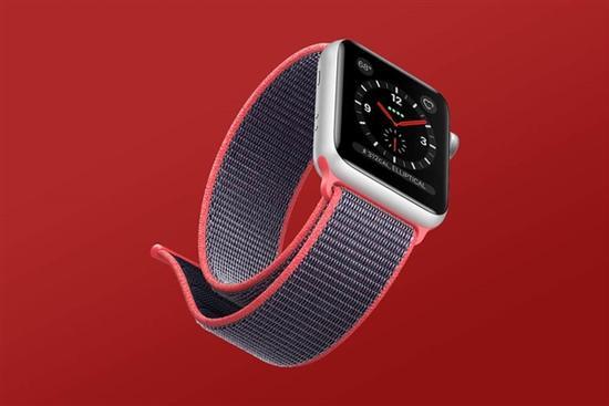 Apple Watch 3出货量增加 苹果可穿戴设备重回第一