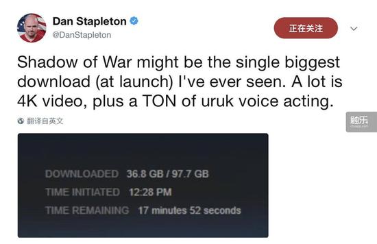 97GB里包含了大量的4K播片素材