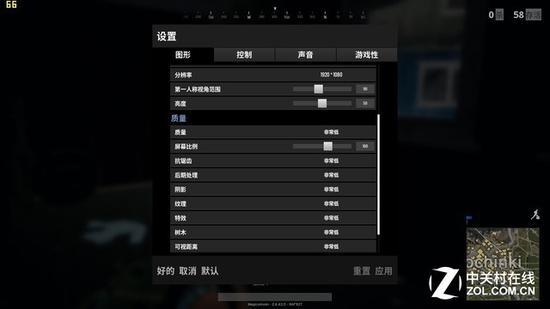 最低画质1080P分辨率
