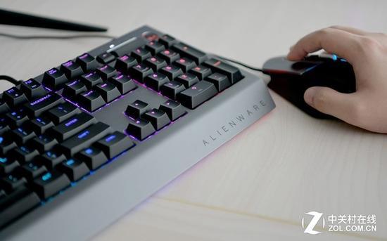 Alienware游戏键鼠