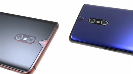 特斯拉手机概念图