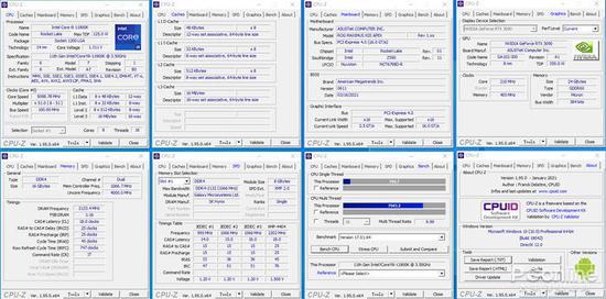 第11代酷睿Rocket Lake-S处理器评测:14nm的末代帝皇