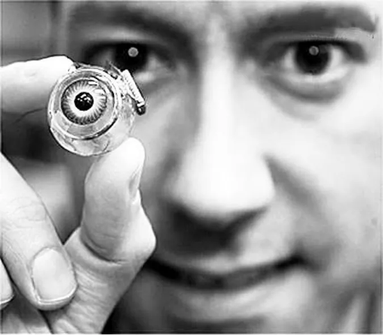 香港科大设计出世界首个3D人工眼球,比人眼看得更远更清楚