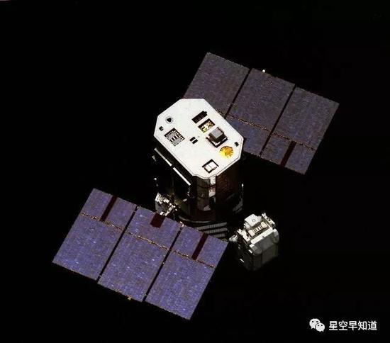 更加靠近,SMM卫星来源:NASA