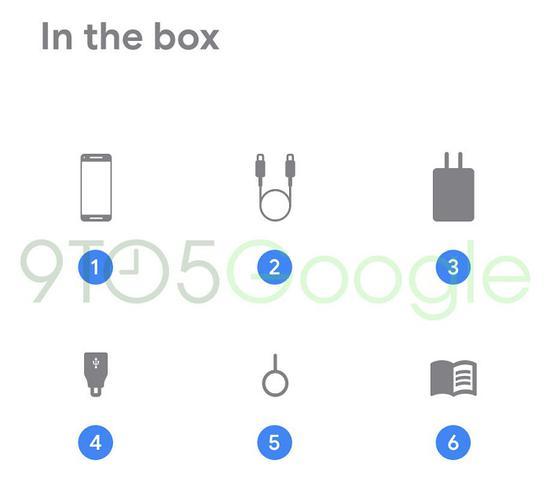 Pixel 4规格泄露证实了令人失望的一些细节
