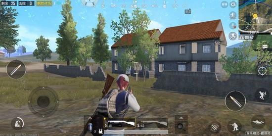 魅蓝E3运行《绝地求生:刺激战场》