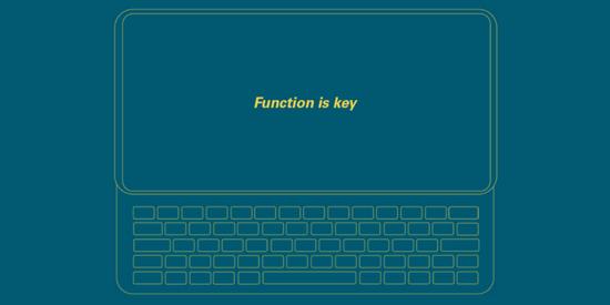 ▲F(x) Tech 官網的宣傳圖,也是它們理想中的側滑全鍵盤手機形態。