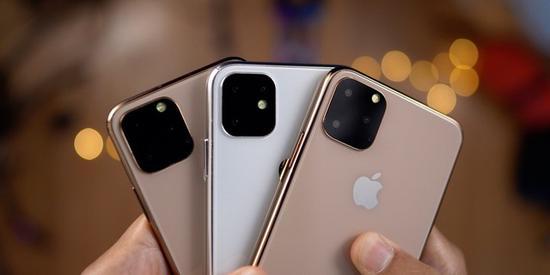 苹果9月将发3款A13芯的新iPhone11 搭配Taptic引擎