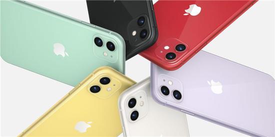 中国市场iPhone 11总体需求高于预期,2020年发布四款5G iPhone机型