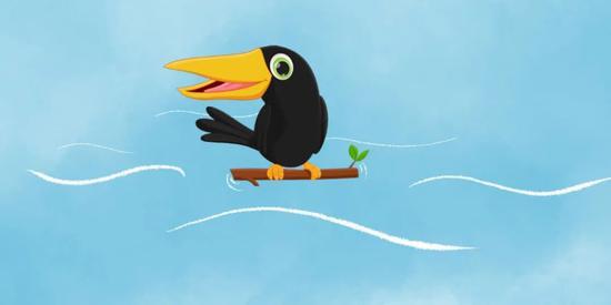 童话打假:鸵鸟把头埋土里,乌鸦喝水,鳄鱼的眼泪……
