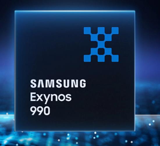 三星Exynos 990,图源三星官网