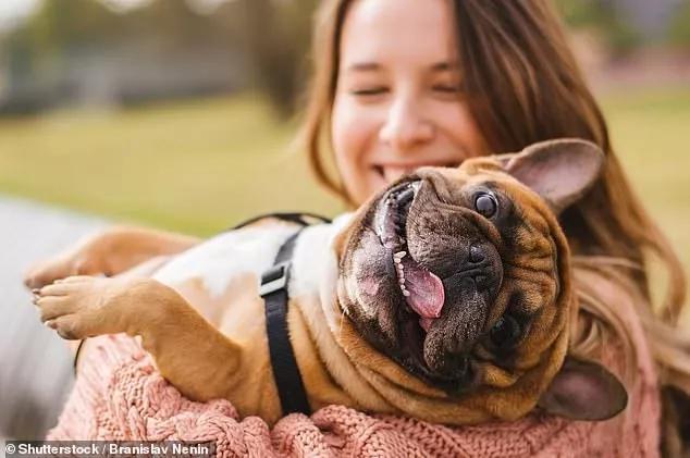 你对狗狗的喜爱 可能早就写在基因里!
