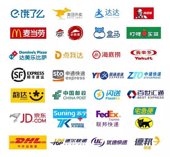 上海28家快递外卖企业签安全承诺 骑手将配电子号牌